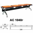 Kursi Tunggu Chairman Type AC 1040F