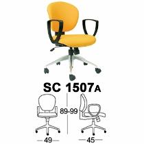 Kursi Sekretaris Chairman Type SC 1507A