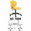 Kursi Sekretaris Chairman Type SC 1609