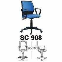 Kursi Sekretaris Chairman Type SC 908